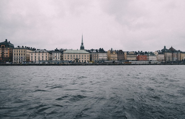 Stockholm wedding photographer